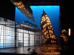 Fever/Dream. Woolly Mammoth Theatre Company. Scenic design by Misha Kachman.