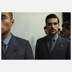 """1,390 Beğenme, 4 Yorum - Instagram'da Giorgio Armani (@giorgioarmani): """"Razor sharp tailoring undercuts the more casual looks in the GA FW18-19 fashion show #mfw Credits:…"""""""