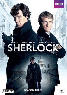 Sherlock - Season 3 In the beginning of series 3, John, Lestrade and those close to Sherlock are reeling after Sherlocks apparent death and are trying to get on with their lives. After his return, Mycroft looks for Sherlock';;s help with finding a terror cell. The much praised, multi-award-winning drama Sherlock, starring Benedict Cumberbatch and Martin Freeman, returns for an eagerly awaited third series of three, 90-minute films - The Empty Hearse, The Sign Of Three and His Last Vow.