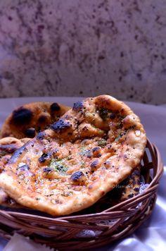... Garlic Butter Naan in Pressure Cooker | Roti Recipe | Indian Flatbread