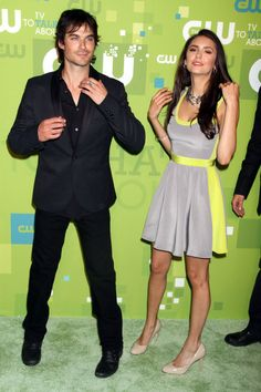 Ian Somerhalder Photos - The CW Network's 2011 Upfront Even at the Lincoln Center in New York, NY - Zimbio