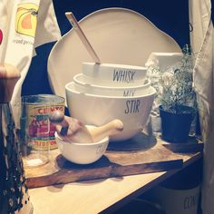 Mix, stir, whisk, crush bowls | by west elm.