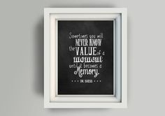 Printable 12x16 Sometimes you will never by WordsForeverSpoken
