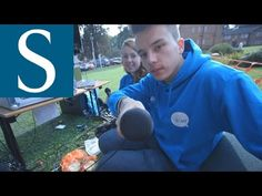 Watch what your first week at the University of Southampton could be like.