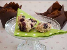 SANS GLUTEN SANS LACTOSE: Muffins aux mûres sans gluten, sans lactose, sans ...
