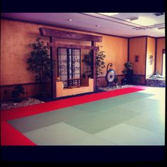 Aikido of Lake Keowee Dojo, a beautiful space...