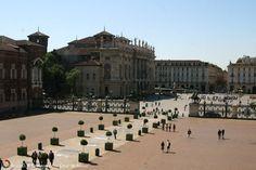 Piazza Castello.  foto: spaziotorino.it