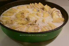 ΜΑΓΕΙΡΙΚΗ ΚΑΙ ΣΥΝΤΑΓΕΣ: Πατάτες στο φούρνο -το κάτι άλλο σε γεύση !!!