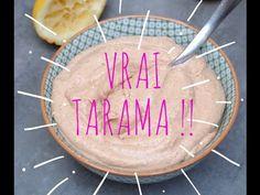 Taramosalata ou le vrai tarama - Paris dans ma cuisine