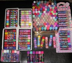 Holy shit, are these lipsmackers??  I haven't seen these since like 5th grade... I used to collect them lol.