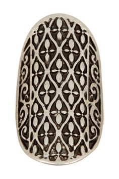 Etched Ring by Free Press on @nordstrom_rack