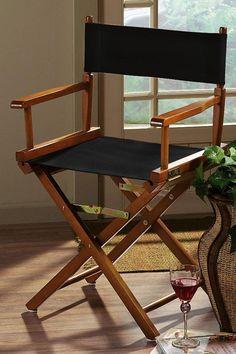 Director's Chair #HomeDecorators