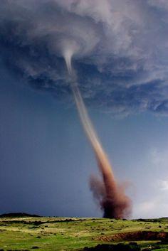 tornado in parker, colorado.