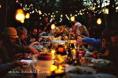 Find summer solstice party ideas including decor, recipes, and flowers on domino. The domino editors share beautiful, bohemian ideas for your summer solstice party. Outdoor Dinner Parties, Backyard Parties, Backyard Bbq, Formal Dinner, Outdoor Entertaining, Party Outdoor, Outdoor Food, Garden Parties, Rooftop Party