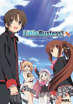 Little Busters!: Season 1: Complete Collection