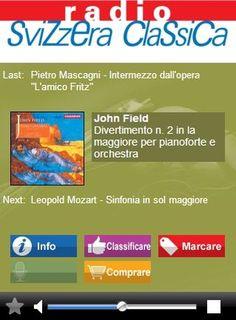 Android App: Radio Svizzera Classica senza pubblicità ( clicca l'immagine x leggere il post )