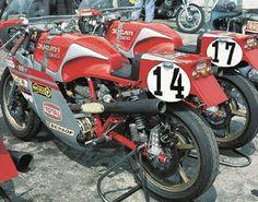Ducatis 1976 24hrs liege spa-franchorchamp parc ferme