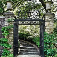 """Times and Dimes"" - Kykuit Estate, Sleepy Hollow, NY by Mike Soriano, via Flickr"