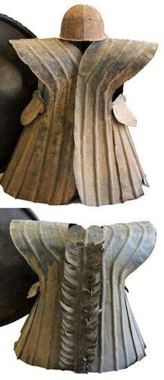 Indonesian metal armour