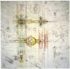 Carlo Scarpa - Sketch