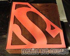 Superman Cake for a Superhero Dad & Father | NothingButCountry.com