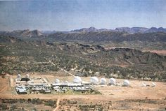 Pine Gap - Australia / Its Hidden and Covert Secrets