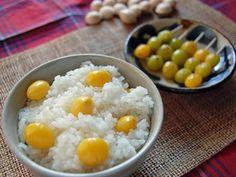 Ginkgo rice
