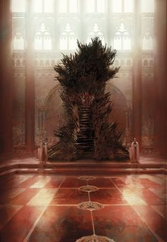 The Real Iron Throne By Marc Simonetti Final Fantasy Vii, Science Fiction, Street Art, Time Images, Fire Art, Iron Throne, Art Abstrait, Geek Art, Game Of Thrones