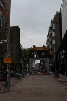 Den Haag Chinatown Times Square, Street View, Travel, Viajes, Destinations, Traveling, Trips