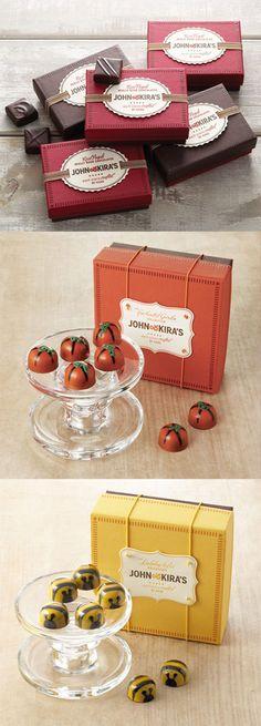 John & Kiras chocolates
