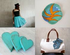 Aqualicious 1 by Deb Babcock on Etsy--Pinned with TreasuryPin.com #etsy #etsytreasury #etsyshopping #gifts