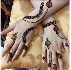 Mehndi Designs For Beginners, Mehndi Designs For Fingers, Henna Designs Easy, Latest Mehndi Designs, Henna Tattoo Designs, Henna Tattoo Hand, Hand Mehndi, Henna Art, Unique Henna