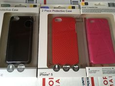 Lot of 3  iPhone 5 Protective Cases I Phone NEW  | eBay