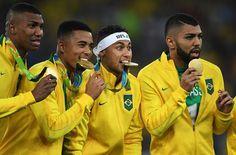 ONZE!FUTEBOL : O ouro no futebol deixará algum legado para o fute...