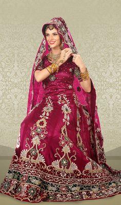 Gorgeous Red Net Lehenga Choli Price: Usa Dollar $416, British UK Pound £244, Euro308, Canada CA$447 , Indian Rs22464.