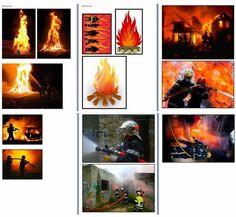 Le Journal de Chrys: Les pompiers en maternelle 4 Elements, Reggio, Painting, Journal, Moment, Education, Children, Image, Kindergarten Classroom