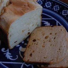 Kwarkbrood uit de broodbakmachine, met of zonder nootjes