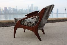 Adrian Pearsall, to me is the best furniture designer ever..