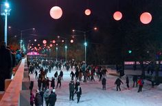 Gorky Park in Moscow claims to be Europe's largest.