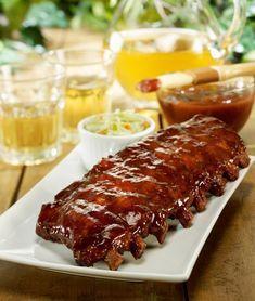 Costelinha com Molho Agridoce - Receitas - My Restaurant