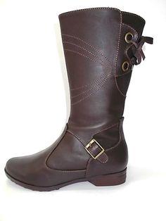 Hermosas botas estilo de montar Encuentra las en www.calzared,co/ec