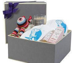 Night Owl Baby Gift Box by BabyBox London
