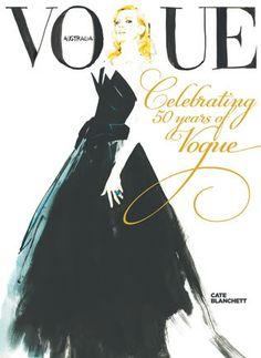 David Downton - illustration for Vogue Australia