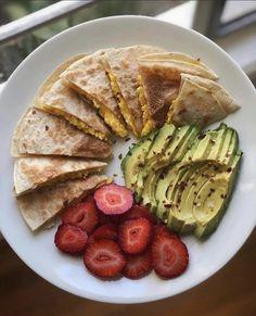 I Love Food, Good Food, Yummy Food, Tasty, Plats Healthy, Healthy Snacks, Healthy Recipes, Food Is Fuel, Food Goals
