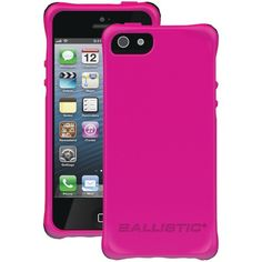 I'm selling BALLISTIC LS0955-M695 iPhone® 5/5S LS Smooth Case (Hot Pink with 4 Black, 4 White, 4 Purple, 4 Hot - $24.99 #onselz