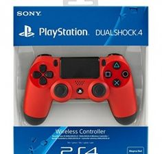 (*** http://BubbleCraze.org - The latest hot FREE Android/iPhone game ***)  Sony PlayStation DualShock 4 – Magma Red (PS4) |