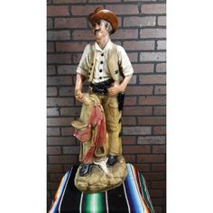 Cowboy Large  Reference:  COLA-WE360  Condition:  New product    A large cowboy