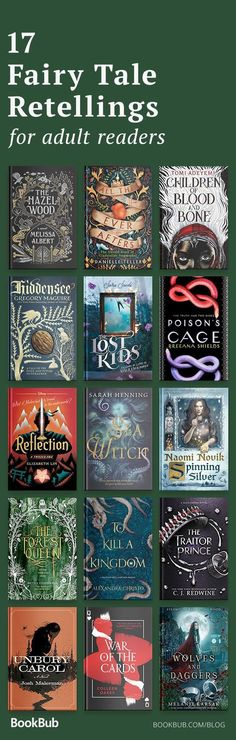 This is a reading list of books that are fairy tale retellings for adults and young adults. If you love the classics like 3 Little Pigs, Sleeping Beauty, and Cinderella you will love these story elements. stories 17 Fairy Tale Retellings for Adult Readers I Love Books, Good Books, Books To Read, My Books, Fall Books, Story Books, Book Suggestions, Book Recommendations, Reading Lists