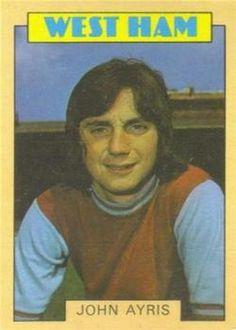 A/&BC-FOOTBALL 1973 BLUE BACK-#010 QPR Q.P.R TONY HAZELL