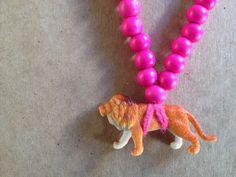   Pray4Trax Necklace Lion - Minou Kids  